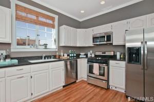 2550 Polk st kitchen for sale in russian hill