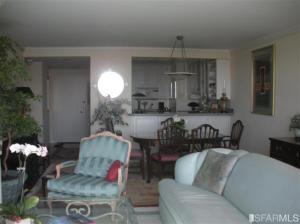 For sale 2200 Sacramento St #608 1 bedroom condo