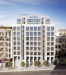 Blanc condo development in San Francisco for 2013