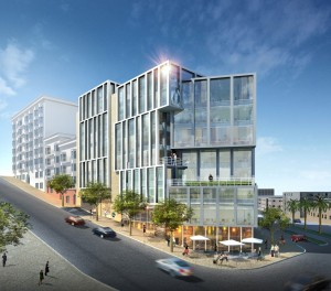 Linea condo development in Hayes Valley, Mission Dolores