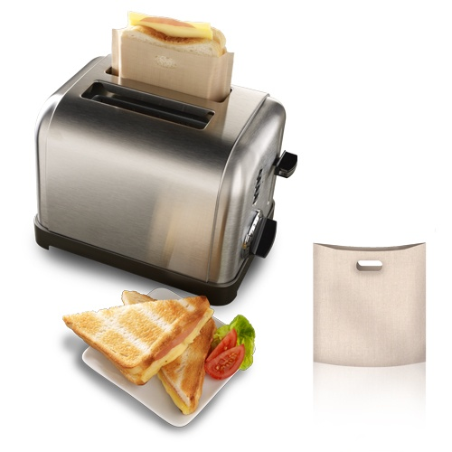 Grilled Cheese for Toasters