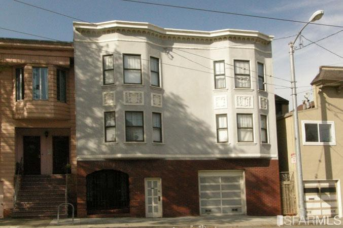 photo of 1774 church street in 2012 before it was remodeled