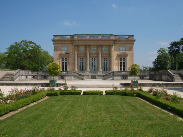 Le Petit Trianon in Versailles France