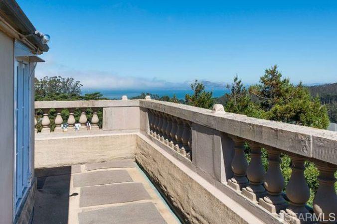 photo of views of the san francisco bay from 3800 Washington Street San Francisco CA