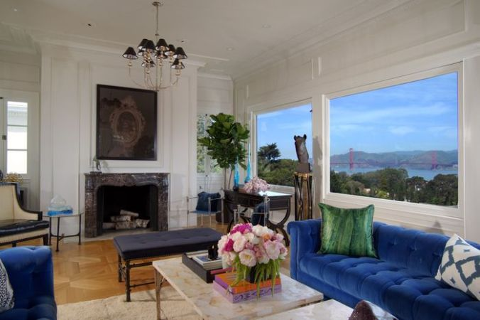2900 Vallejo with Golden Gate Views