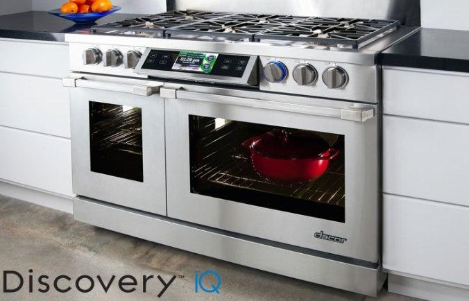 Dacor DiscoveryiQ oven