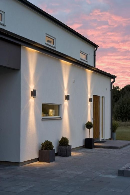 exterior lighting for luxury homes