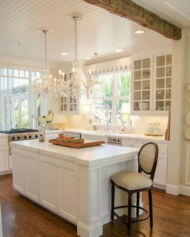 Luxury Kitchen Chandelier and Lighting