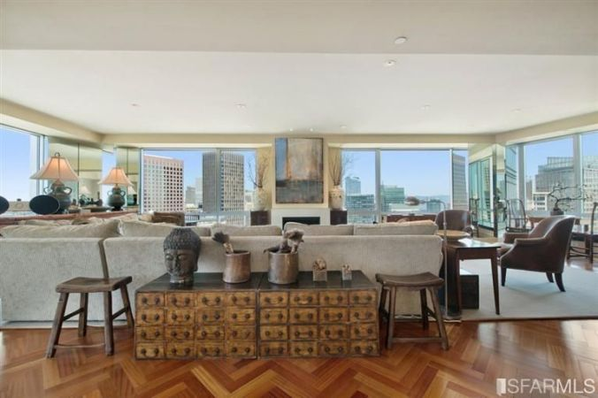 San Francisco Four Season's Penthouse