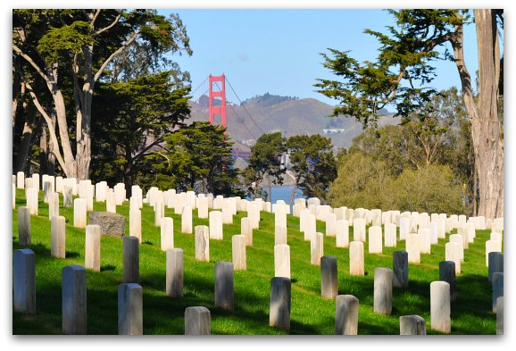 SF National Cemetery Memorial Day Ceremony