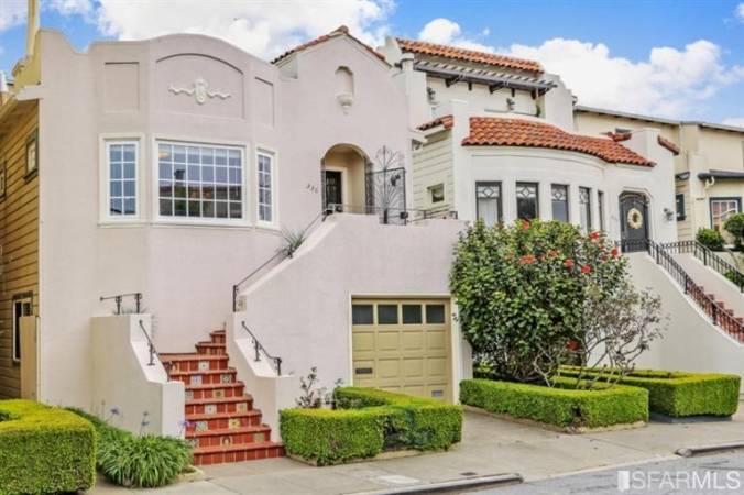San Francisco Home for sale in the Marina